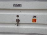 水圧開錠式シャッター