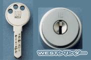 WEST 916/917シリンダー