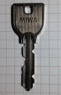 MIWA U9刻みキー