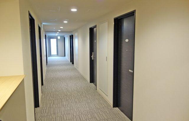 ホテル客室ドア開錠不良。鍵が回らない。 | 水戸市笠原町のお客様 鍵開錠施工事例