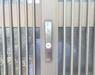 引き違い戸 鍵交換