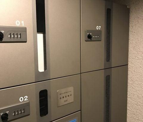 宅配ボックスの鍵開け開錠対応
