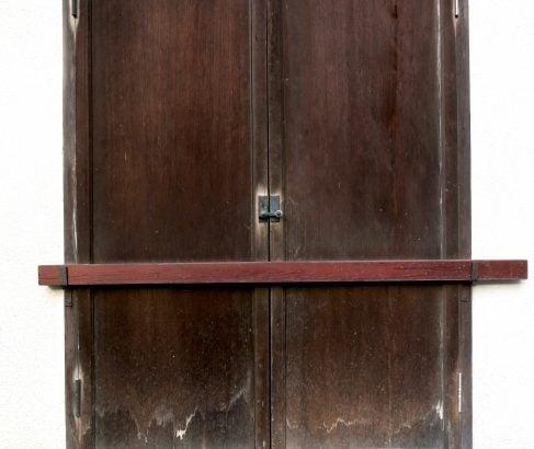 蔵扉の開錠(落とし鍵)のご依頼 山形県西置賜郡出張対応