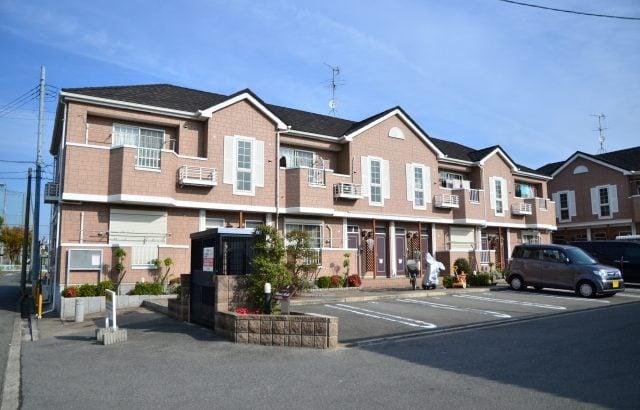 強風でアパートの鍵が壊れる 宮城県仙台市青葉区