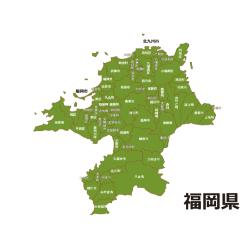 福岡県 鍵トラブル対応エリア