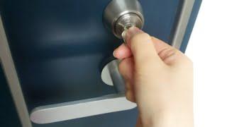 鍵穴へのイタズラ注意
