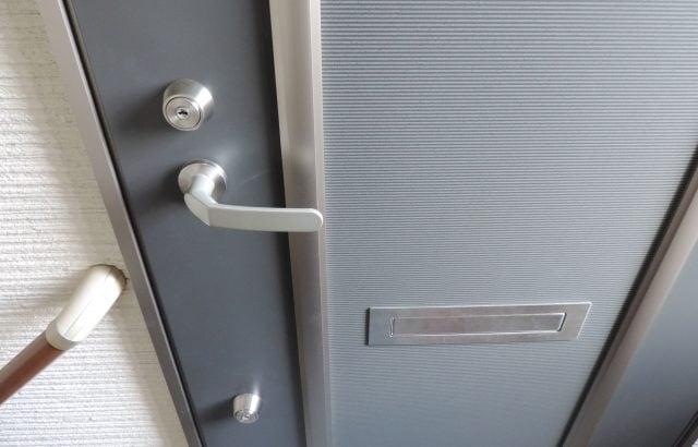 茨城県土浦市 中古マンション入居時の玄関鍵交換のご依頼