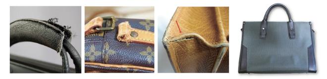 鞄修理サービス