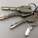シリンダーの鍵違い数と鍵番号