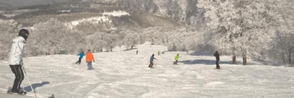 湯沢温泉スキー場