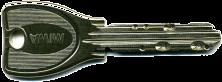 防犯性に優れた鍵